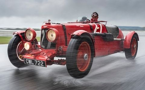 Aston Martin Ulster: a living relic from the roaring heyday of British motorsport