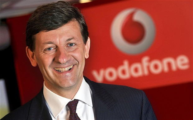 Signs of recovery at Vodafone as decline slows in Europe