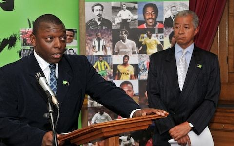 Exclusive: Garth Crooks quits Kick It Out over new chairman appointment