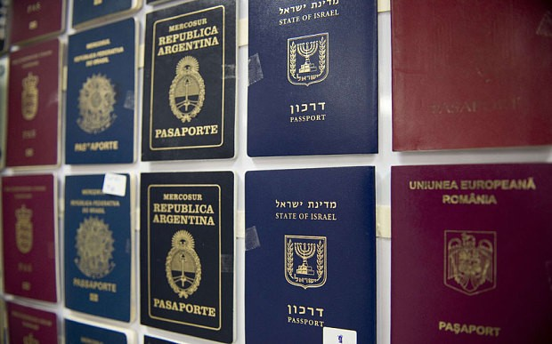 Master forger arrested in Thailand over fake passports for migrants to Europe