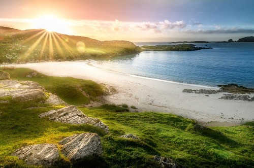 Six of the most luxurious ways to cruise the British Isles