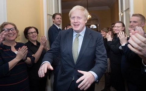 Those who saw Boris Johnson as an unelectable charlatan will take some time to recover from this victory