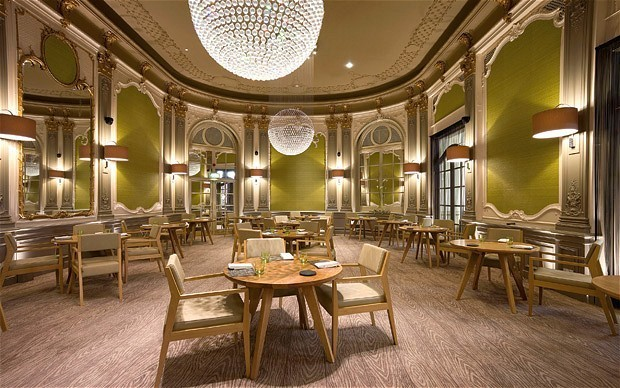 The French, Manchester, restaurant review