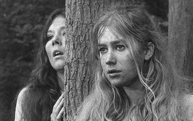 Helen Mirren, Diana Rigg and a naked Judi Dench – from Sixties' Shakespearean nymphs to national treasures