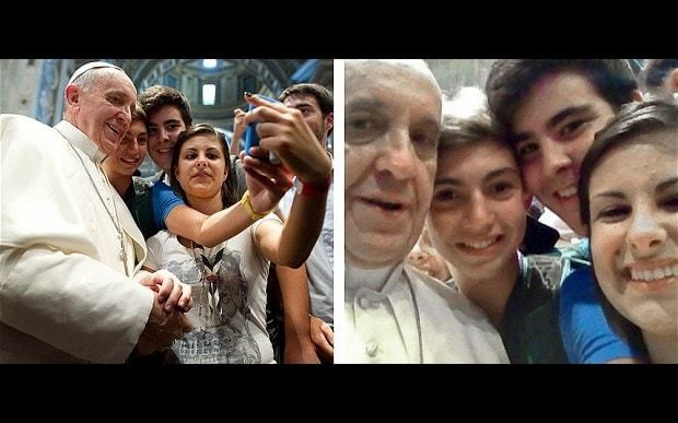 Selfie the 'Word of the Year' and on course for the Oxford English Dictionary