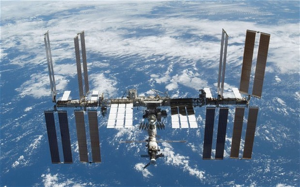 Channel 4 announce 'Live from Space' season