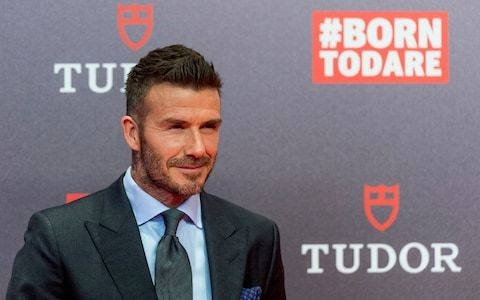 Big Ben, pie and mash and roving British monarchs: David Beckham to open bizarre London-themed hotel in Macau