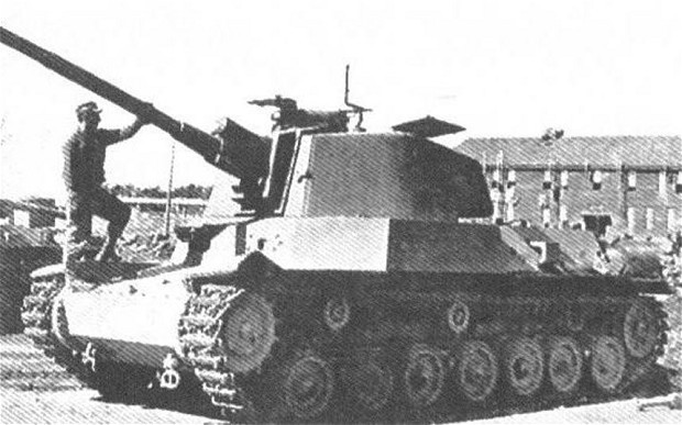 Japan search for super tank that never saw action