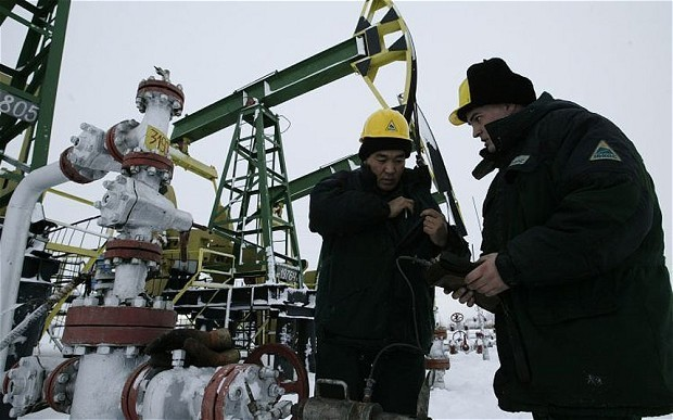 Russia cancels Ukraine's gas discount and demands $1.5bn