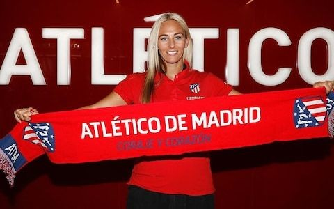 Toni Duggan turned down offers around world to join Atletico, a side 'consistently challenging for honours'