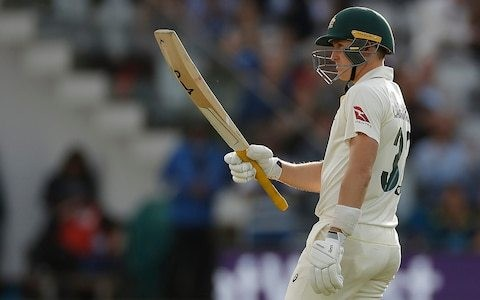Unlikely hero Marnus Labuschagne makes his name with Smithsonian innings to preserve Australia's Ashes lead