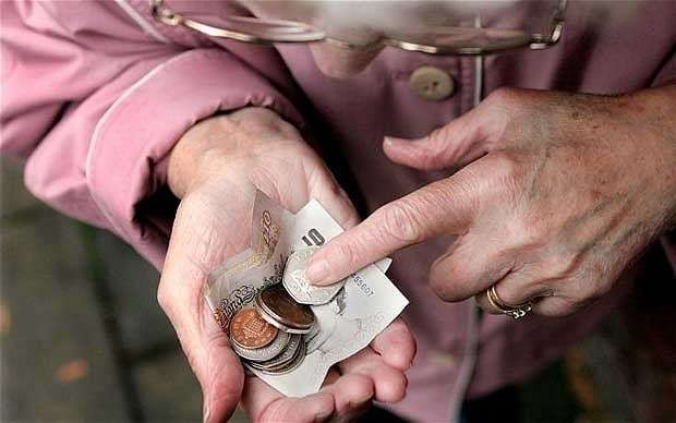 One in seven to retire without a pension