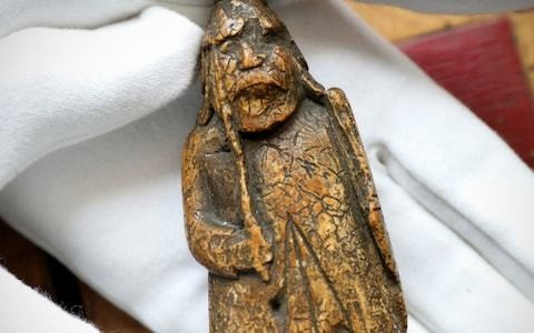 Chess piece bought for £5 and kept in a drawer for 50 years is missing treasure worth £1m