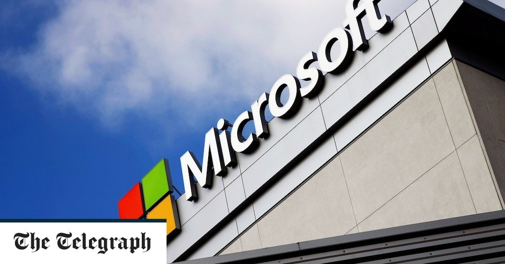 Microsoft launches new healthcare division based on artificial intelligence software