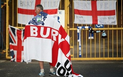 MPs left 'stunned' after Greg Clarke admits FA only intervened in Bury crisis a month after club had already collapsed