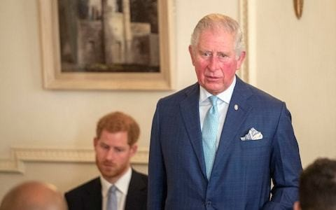 Prince Charles calls for an end to 'pervasive horror' of knife crime in Easter message