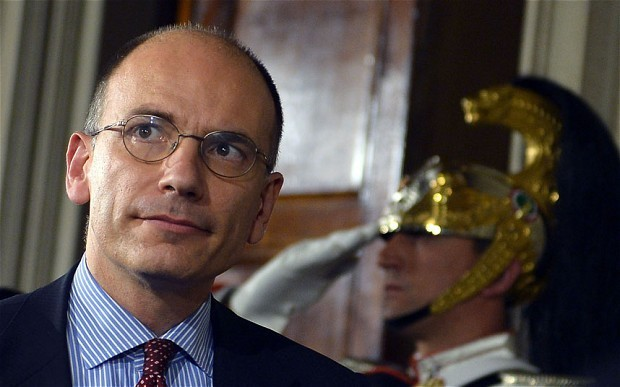 Enrico Letta to become youngest Italian prime minister in 25 years
