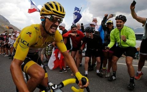 Exclusive extract from The Road Book: How Julian Alaphilippe's Tour de France heroics gave the French belief again
