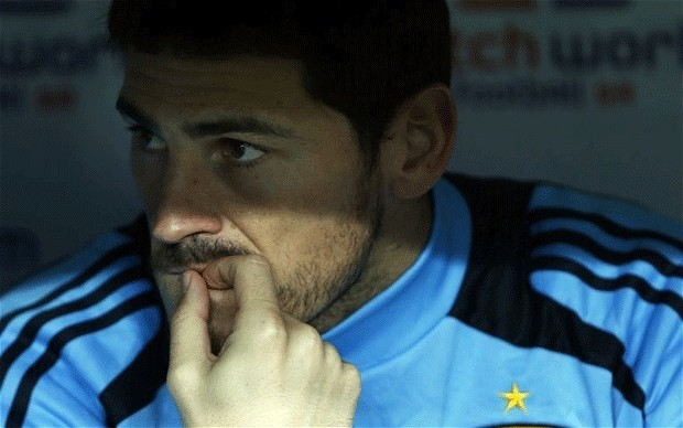 Real Madrid manager Carlo Ancelotti has asked Iker Casillas to play only in the Champions League