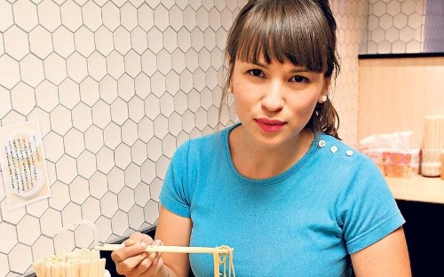 Rachel Khoo on the rise of ramen - and why you must slurp