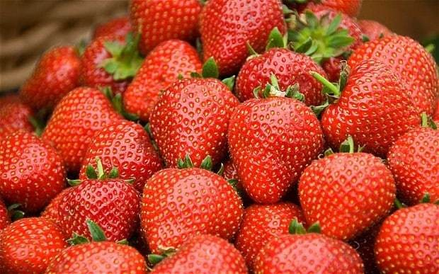 Fruit and vegetables high in flavonoids may help prevent weight gain