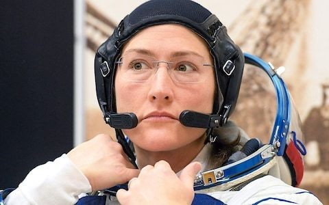 Who will be the first woman on the moon?