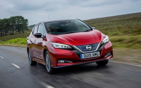 Nissan Leaf e+ Tekna review: like all electric cars, let down by Britain's feeble charging infrastructure