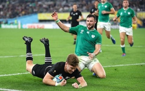 New Zealand v Ireland, Rugby World Cup 2019 player ratings: Our verdict on both teams, including who impressed and who struggled