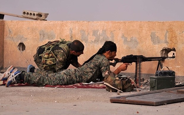 Syrian army 'retakes parts of Hasakeh from Isil'