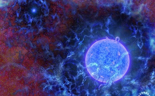 First light which ever shone in universe picked up by astronomers in 'revolutionary' breakthrough