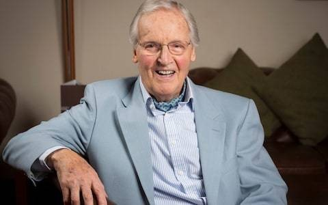 With Just A Minute, Nicholas Parsons turned a mere parlour game into perfect radio