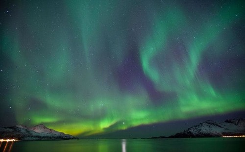Northern Lights cruise to Norway's most isolated villages