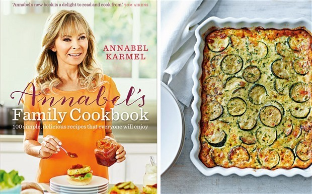 Cookbook of the week: Annabel's Family Cookbook by Annabel Karmel