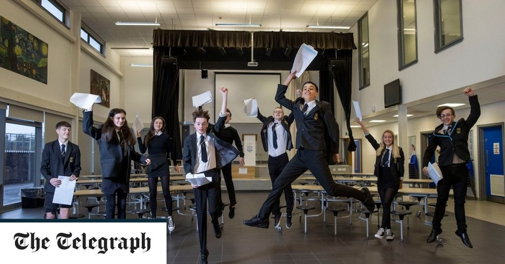 Cancelling exams was an outrageous betrayal of pupils