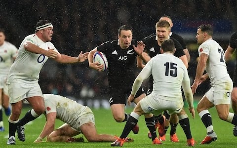 New Zealand's Steve Hansen criticises Six Nations for not doing enough about global game