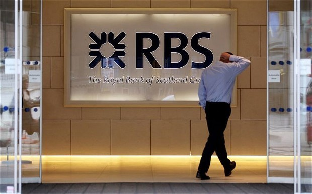 RBS finance chief Nathan Bostock quits after just 10 weeks