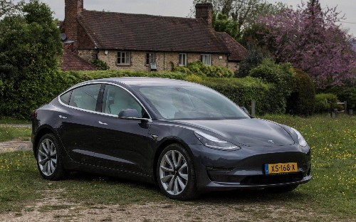 Tesla Model 3 takes UK Car of the Year title