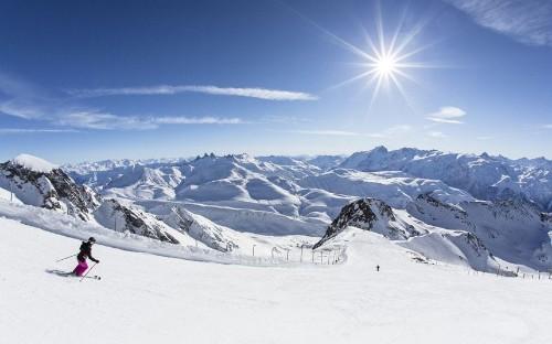 The world's greatest ski runs