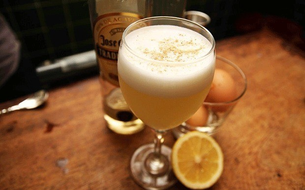 Cocktail of the week: Autumnal Sour