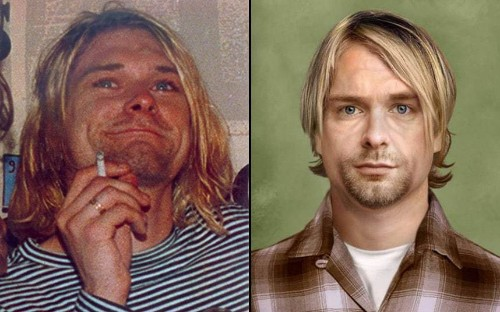 How dead pop stars might look now if they were still alive, in pictures - Telegraph