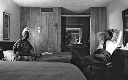 How Nina Simone fell in love with her abusive husband