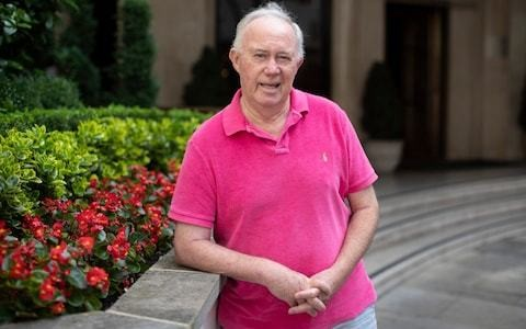 Meet straight-talking Australian cricket pundit Jim Maxwell: 'I would not be booing David Warner - it might blow up in your faces'
