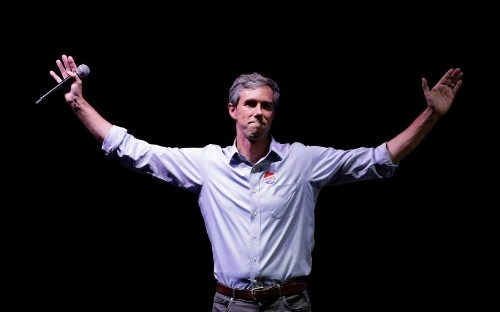 Beto O'Rourke may dazzle the Democrats, but his good looks won't win the White House