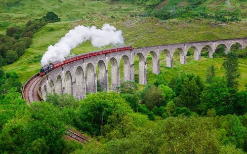 12 incredible journeys around Scotland - by road, rail, foot and bike