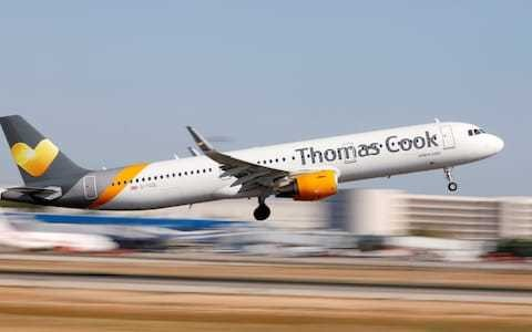 Thomas Cook wins breathing space to secure backing for £1.1bn rescue deal