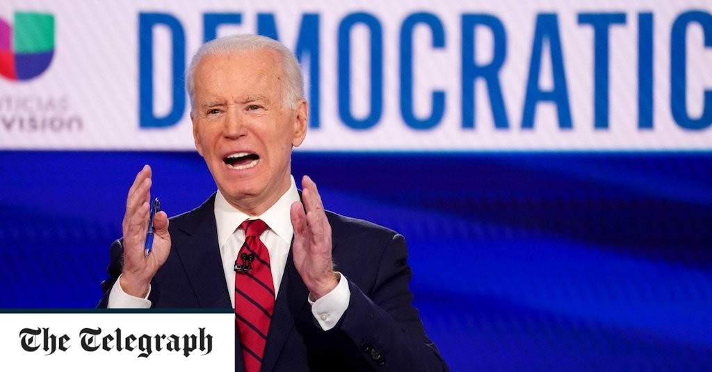 Who will be Joe Biden's running mate?