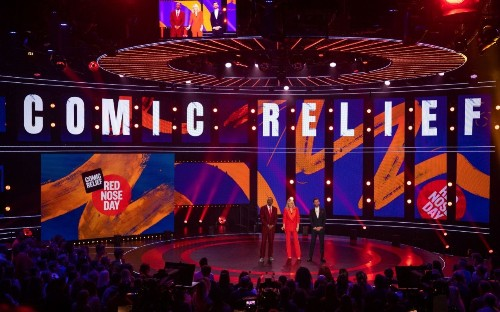 Comic Relief 2019: A tear-jerking Four Weddings sequel, David Beckham with jokes and just a flash of a sonic screwdriver