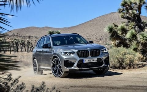2020 BMW X3 M Competition review: fun for five minutes, but pointless thereafter