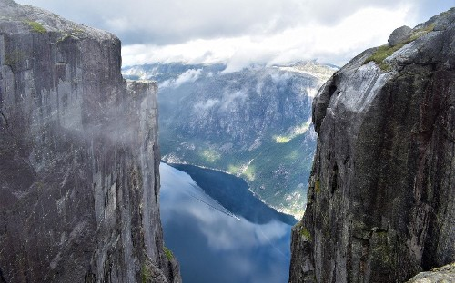 Ten best places to start a Norwegian fjords cruise