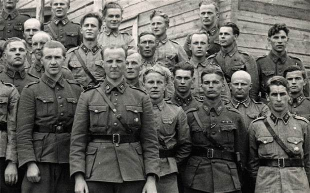 The Jews who fought for Hitler: 'We did not help the Germans. We had a common enemy'
